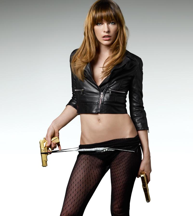 CL Prod – Retouche N... Milla Jovovich